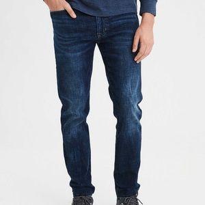 AEO Slim Straight Jeans 30 x 34 Extreme Flex
